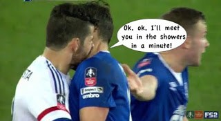 Diego Costa muerde a Barry: los mejores memes