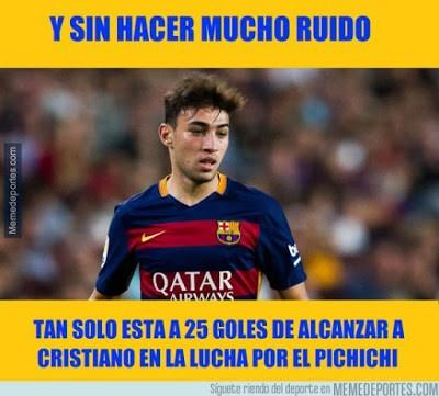 Los memes del Eibar-Barcelona más divertidos. Liga BBVA