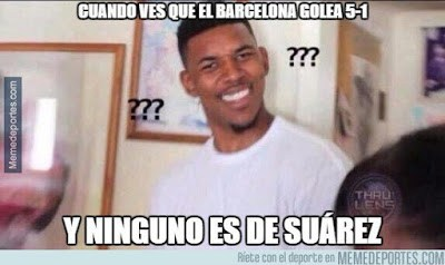 Los memes del Rayo-Barcelona más divertidos. Liga BBVA