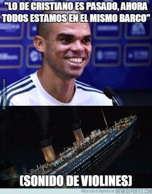 Los memes del Rayo-Barcelona más divertidos. Liga BBVA pepe