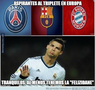 Los memes del sorteo de cuartos de Champions League 2016 cristiano ronaldo