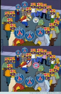 Los memes del M. City-Real Madrid más divertidos: Semis Champions