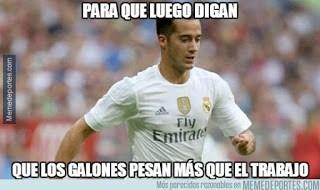 Los memes del Real Madrid-Eibar más divertidos. Liga BBVA lucas vazquez