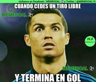 Los memes del Real Madrid-Eibar más divertidos. Liga BBVA cristiano roanldo