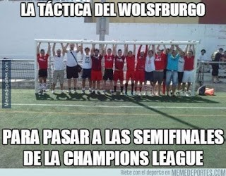 Los memes del Real Madrid-Wolfsburgo más divertidos: Cuartos Champions