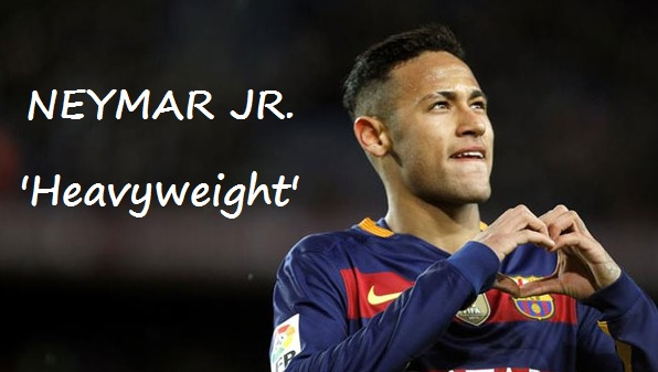 neymar heavyweight video
