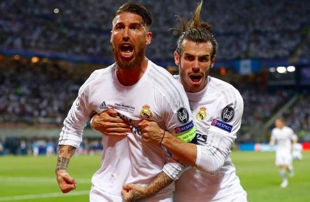Real Madrid Campeón Champions 2016