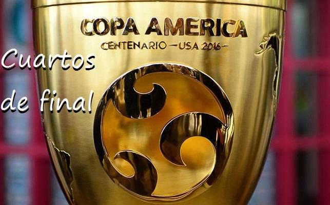 Alineaciones Copa América