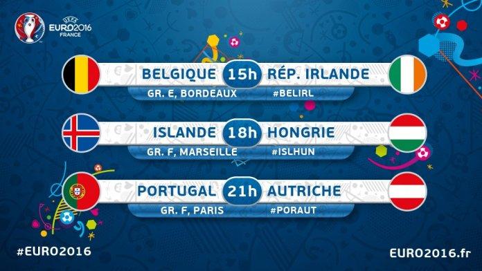alineaciones eurocopa