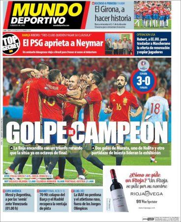 portada-mundo-deportivo-campeon-espana