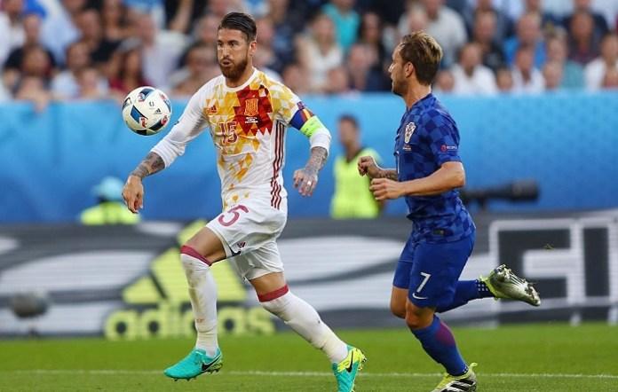 España Croacia Eurocpa 2016