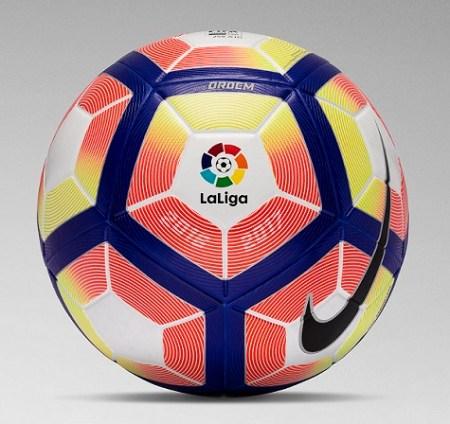 Balón Liga Española 2016-2017