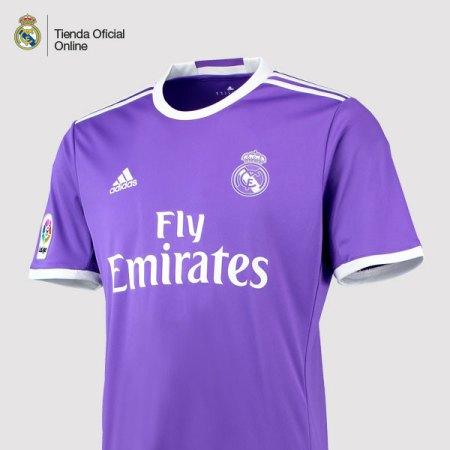 Camiseta Real Madrid 2016-17