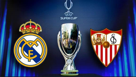 Real Madrid Sevilla Supercopa 2016