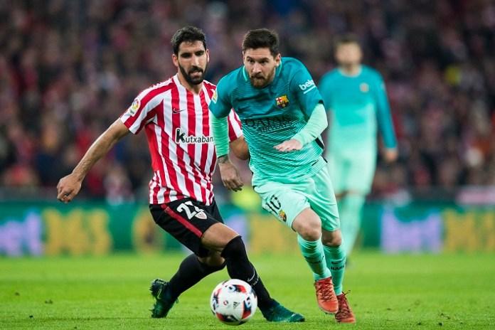 Athletic Bilbao-Barcelona Copa de Rey