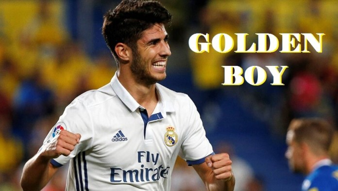 Marco Asensio Golden Boy