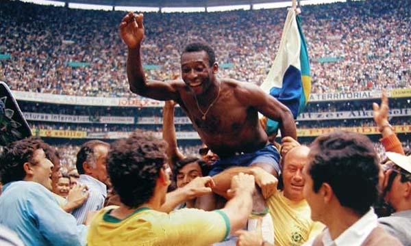 Pelé. Brasil