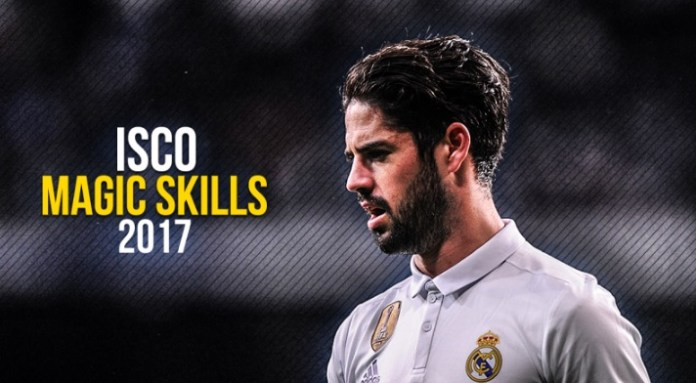 Isco Alarcón Magic Skills 2017