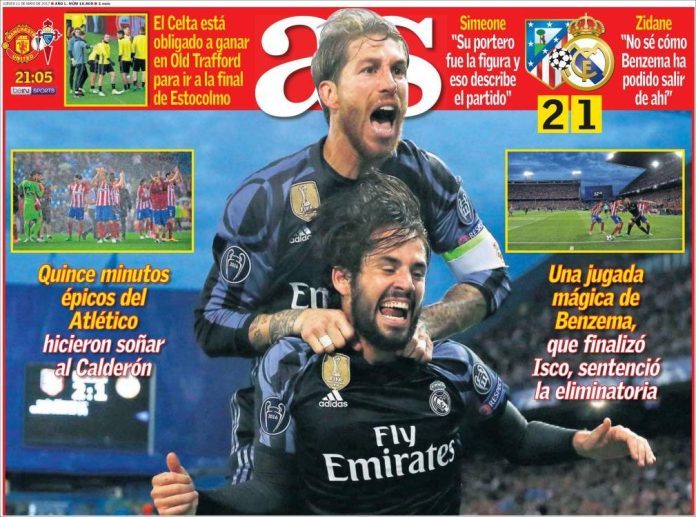 Real Madrid finalista Champions 2017