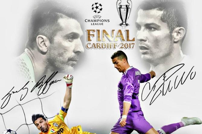 Infografía final Champions 2017