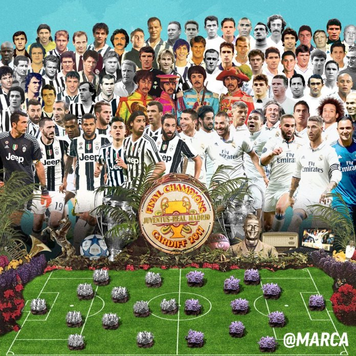 Memes previa Juventus-Real Madrid Champions 2017