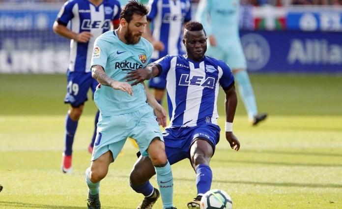 Alavés-Barcelona 2017