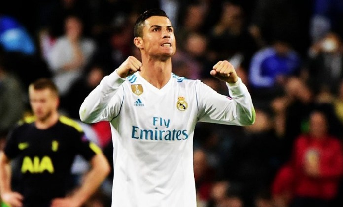 Real Madrid 1-1 Tottenham