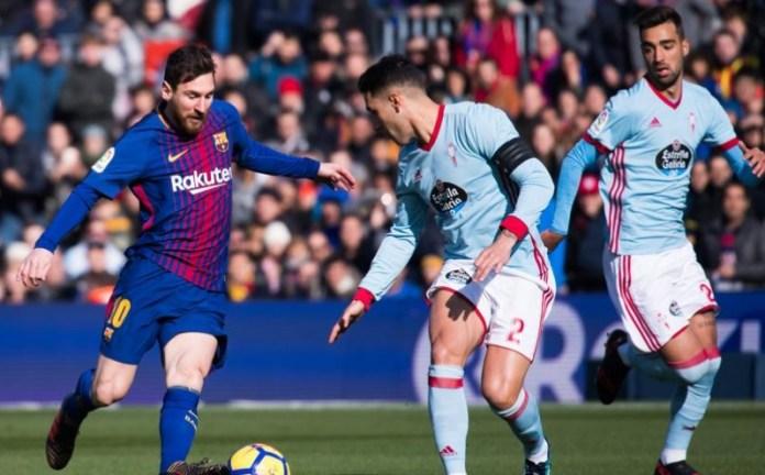 Barcelona 2-2 Celta de Vigo