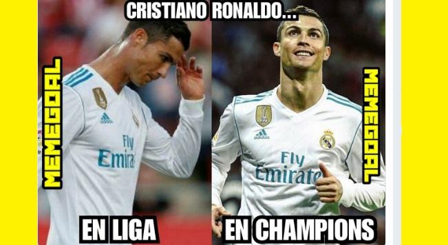 Memes Real Madrid-Borussia Dortmund Champions