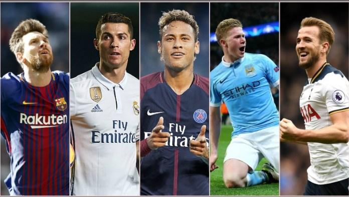 Leo Messi mejor jugador 2017
