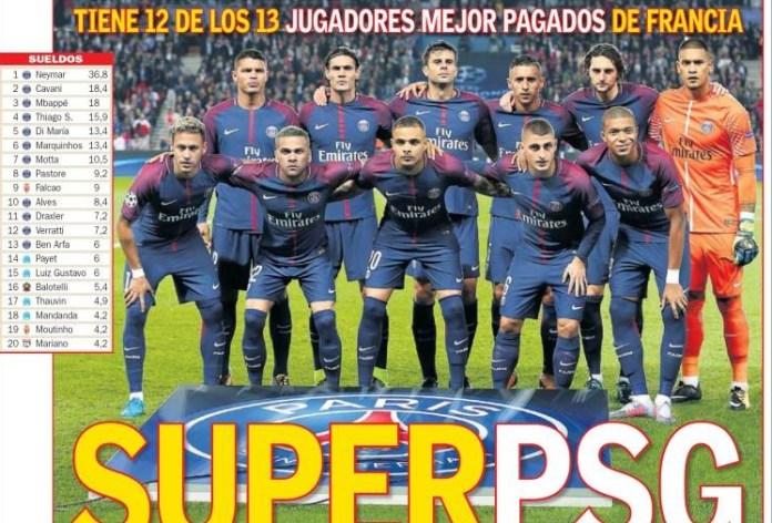 el SuperPSG