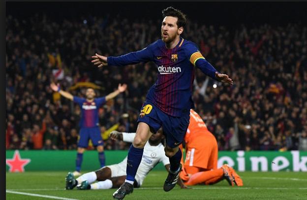 Barcelona 3-0 Chelsea Octavos
