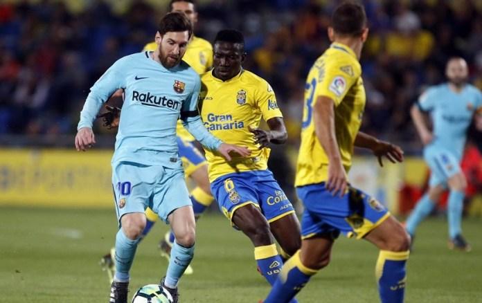 Las Palmas 1-1 Barcelona Jornada 26