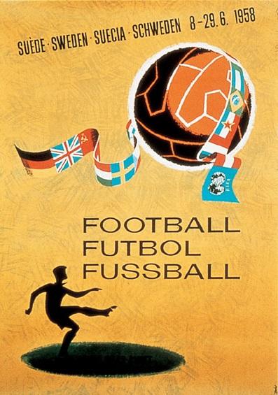 Logo Mundial Suecia 1958