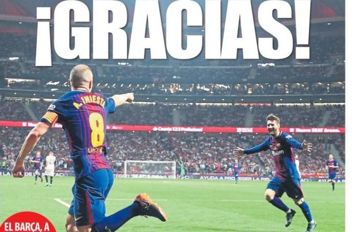 Iniesta-Messi una Época de Oro