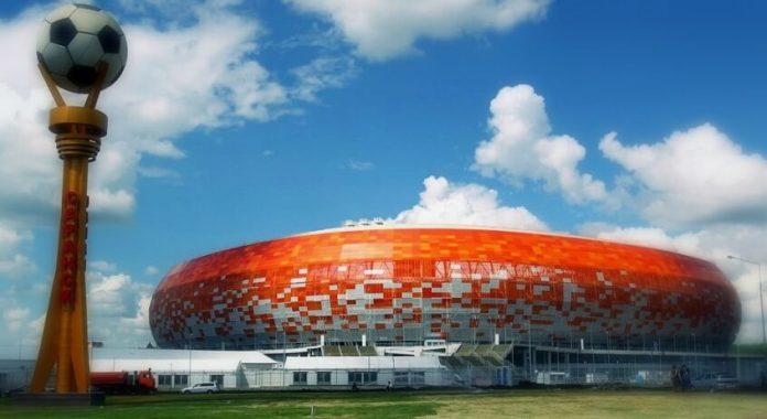 Estadio Mordovia Arena Sede Mundial Rusia 2018