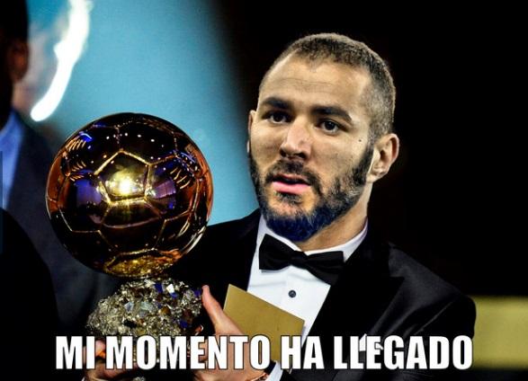 Memes Real Madrid-Bayern Munich Champions 2018