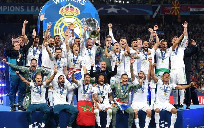 Real Madrid Campeón de la Champions 2018   La Decimotercera