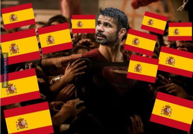 Memes España-Irán Mundial Rusia