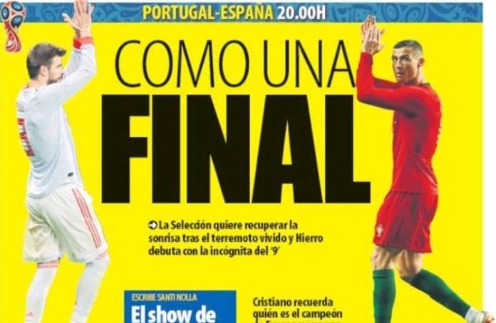 España comienza su sueño Mundial