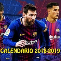 Calendario FC Barcelona 2018-2019 | Fixture de Liga Completo