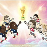 Memes Francia-Croacia Final Mundial Rusia 2018 | Los mejores chistes