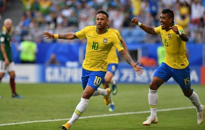 Brasil-México Mundial Rusia