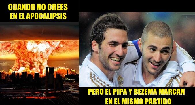 Memes Real Madrid-Milan Trofeo Bernabéu