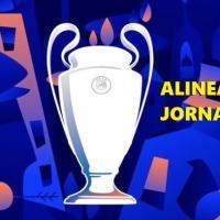Alineaciones Jornada 1 Champions League 2018-19