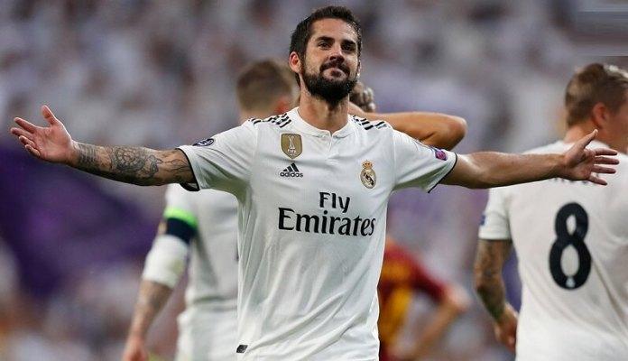 Real Madrid 3-0 Roma 2018
