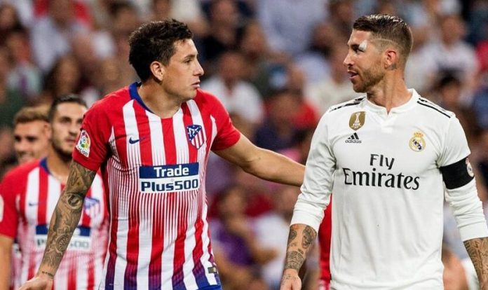 Real Madrid 0-0 Atlético Jornada 7