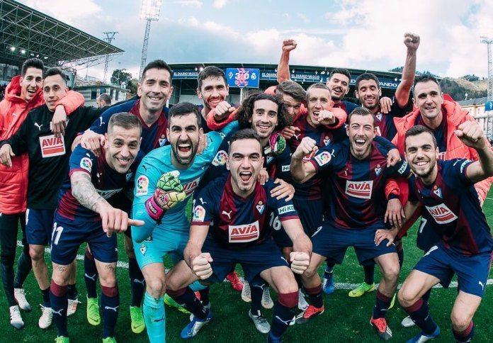 Eibar 3-0 Real Madrid Jornada 13