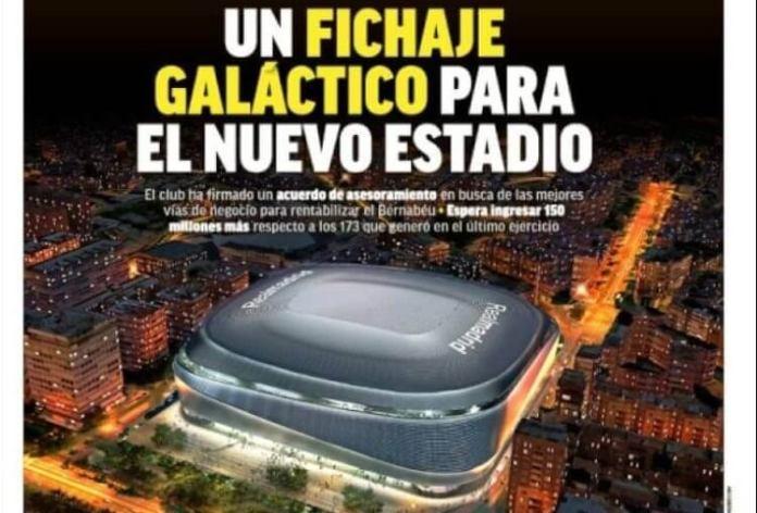 Portadas Deportivas 20/11/2018