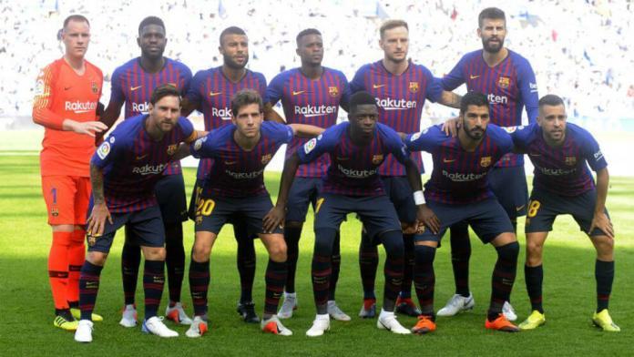 FC Barcelona-Sevilla FC